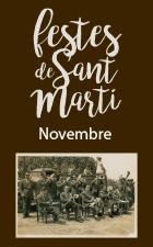Programa Festes Sant Martí 2018