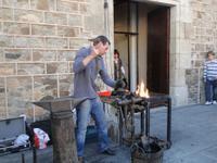 Fira artesana Sant Martí